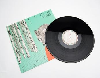 MINDFOX ALBUM COVER