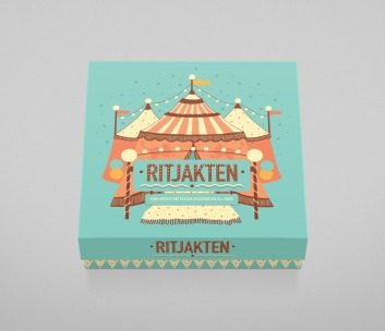 "DESIGN & ILLUSTRATION ""RITJAKTEN"""