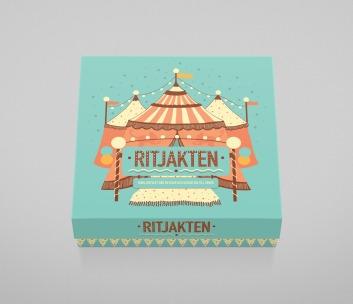 """DESIGN & ILLUSTRATION """"RITJAKTEN"""""""